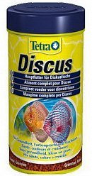 Корм Tetra Discus Staple Food для дискусов в гранулах